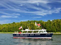 Image for Fish Creek Scenic Boat Tours